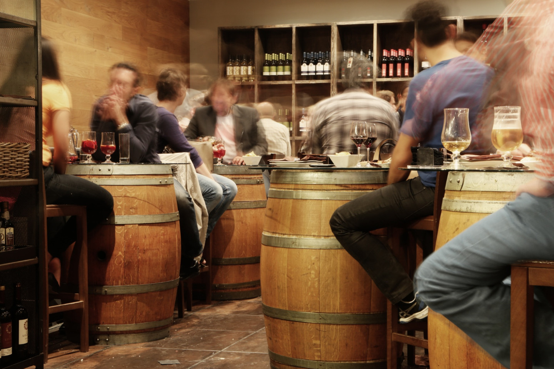 144 restaurant alcohol bar drinks
